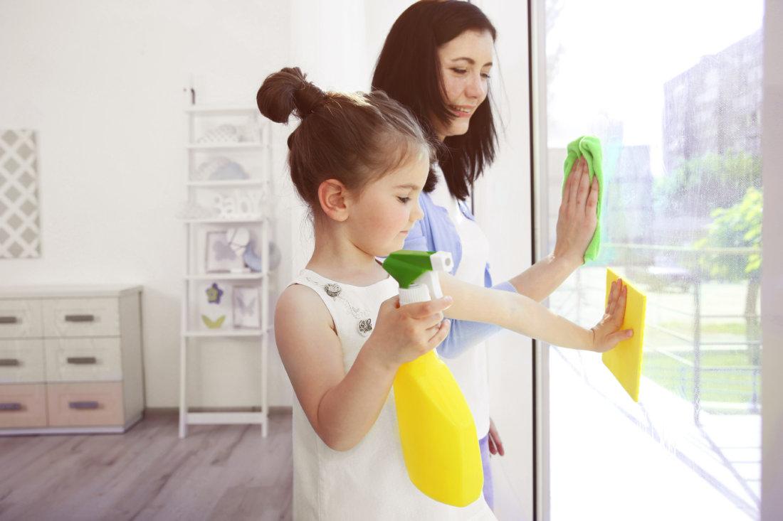 Mandamientos para limpiar tus ventanas
