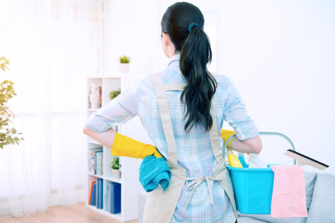 Grado de peligrosidad de los productos de limpieza