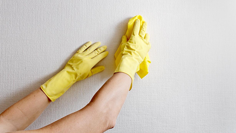Cómo limpiar las paredes después de un incendio