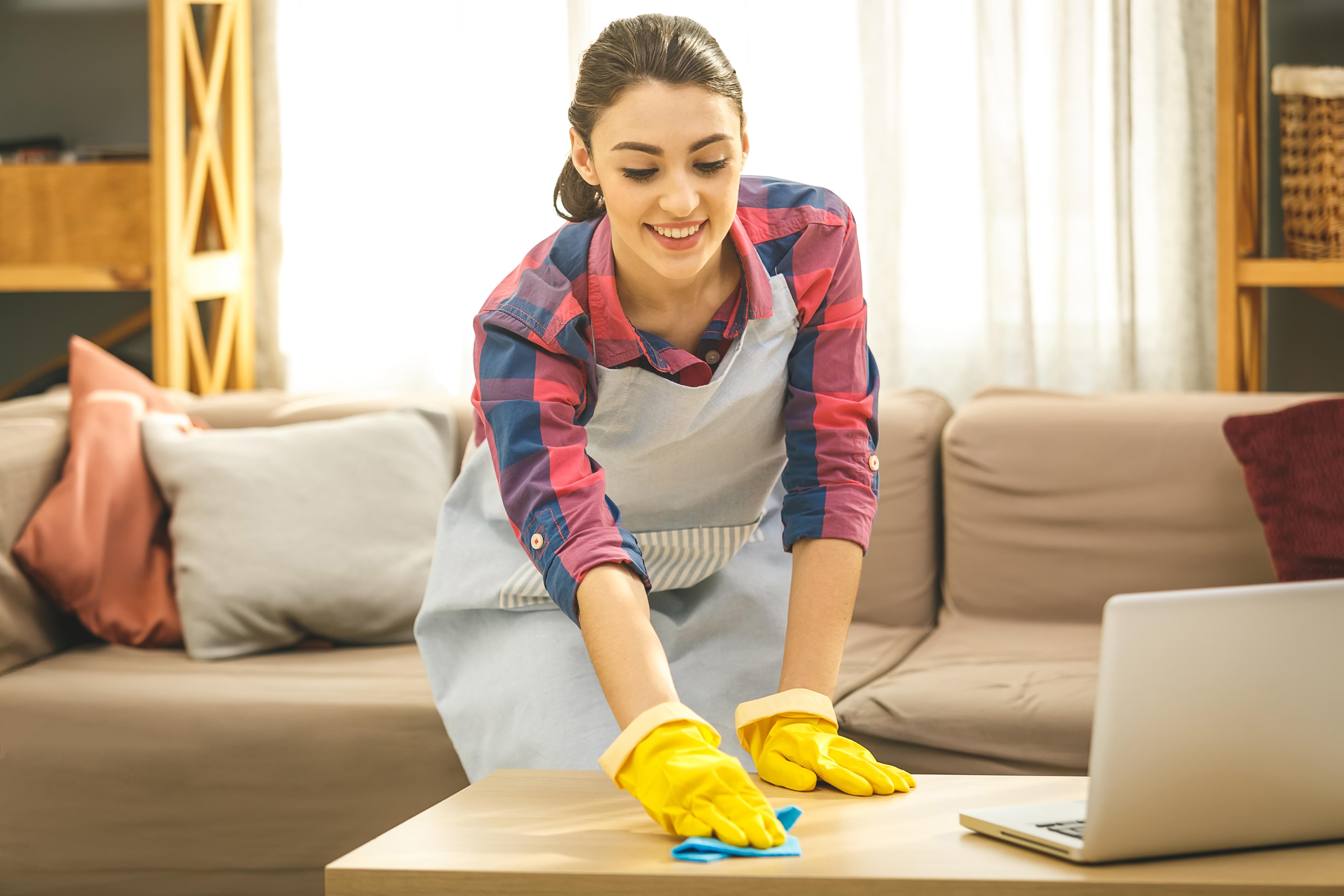 Consejos para mantener la casa limpia y ordenada
