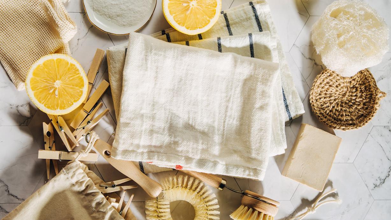 Productos de limpieza que no dañan el medio ambiente