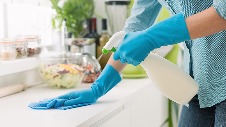 Trucos para limpieza rápida del hogar