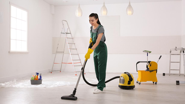 Limpieza final de obra: consejos para disfrutar de tu nuevo hogar