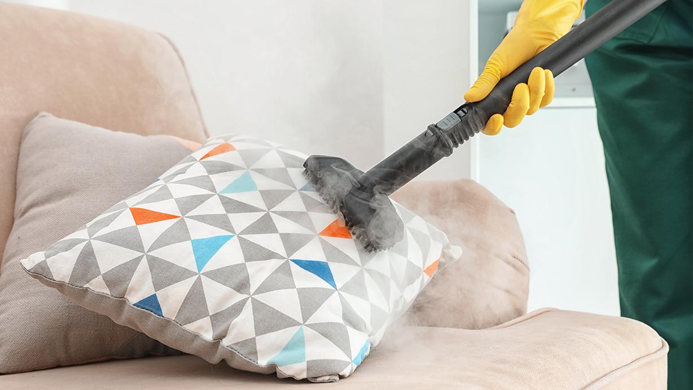 Limpieza a vapor: a domicilio e industrial